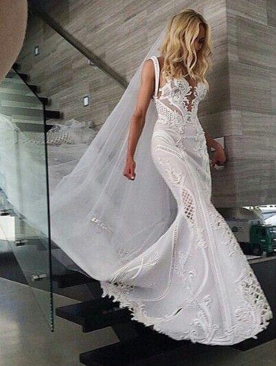 Les 3880 meilleures images du tableau custom wedding for Haute couture price range