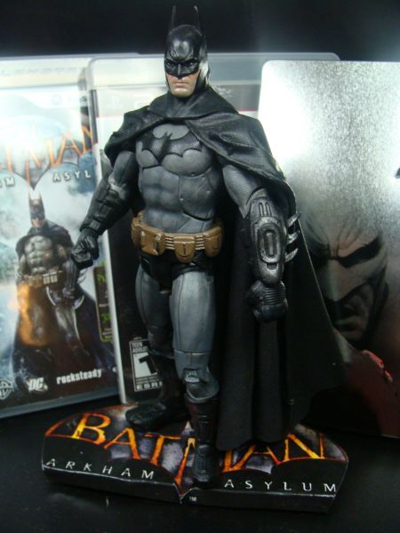 Batman Arkham MOD Custom Action Figure