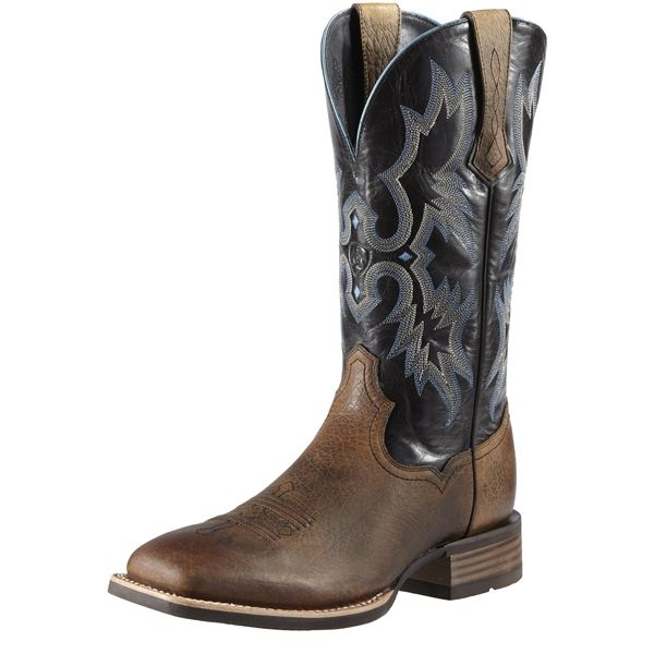 Ariat® Men's Tombstone Cowboy Boots