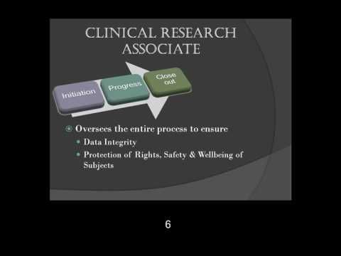 Career as a Clinical Research Associate