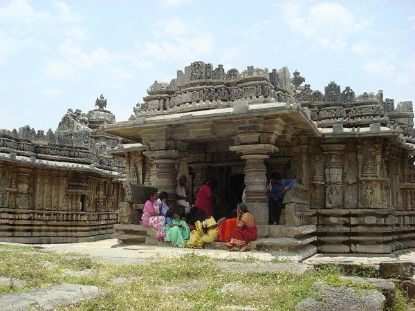 The hidden Hoysala temples of Marale and Mosale - Yahoo! Lifestyle India