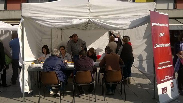 #Jornada de vacunación y detección contra la hepatitis en la Plaza Montenegro - El Ciudadano & La Gente: El Ciudadano & La Gente Jornada de…