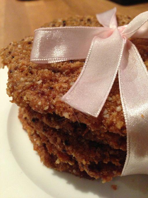 Quinoa cookies- AMAZING!