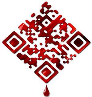 Really Cool QR Codes | PVM Garage >>> more >>> http://pinterest.com/networkfindercc/qr-code-design/