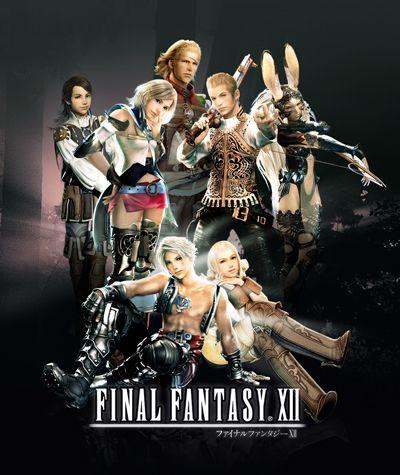 Favorite Final Fantasy (Final Fantasy XII)