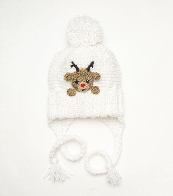 Mejores 629 imágenes de gorros crochet hats en Pinterest | Gorro ...