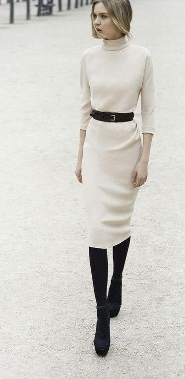 Elegance in Simplicity - Christian Dior
