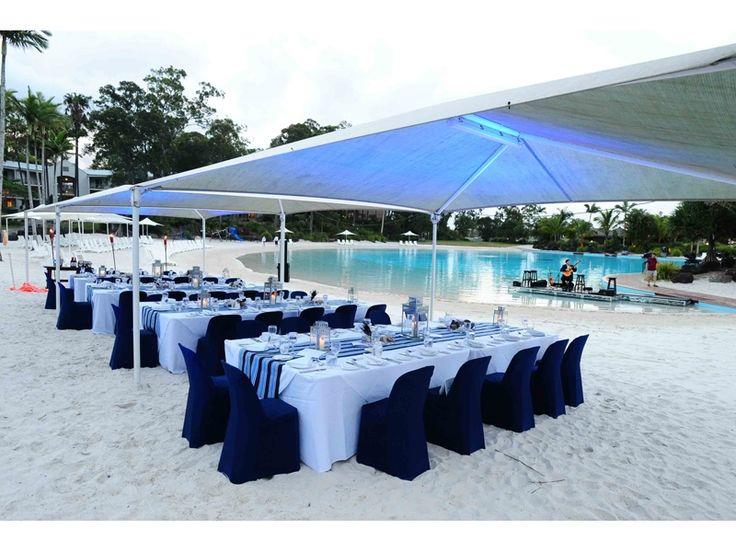 InterContinental Resort - outdoor event setting