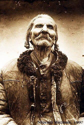 Taltos - Hungarian shaman