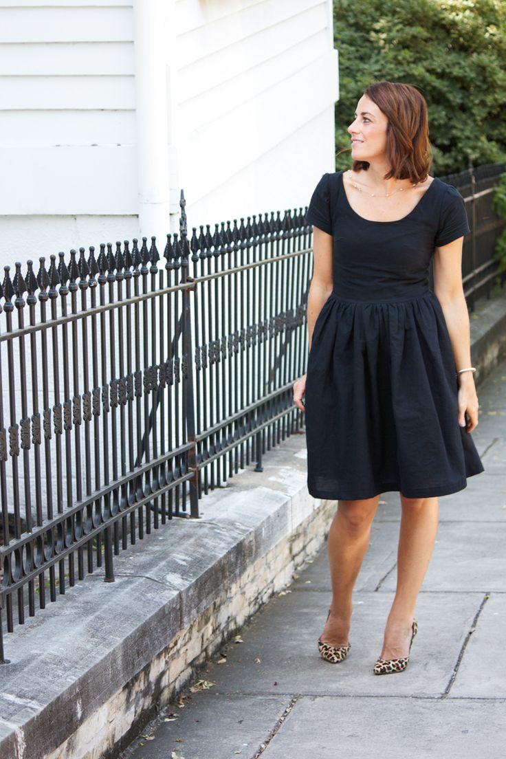 Little Black Dress- One Little Minute Blog