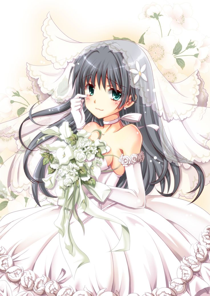 Female Bride Wedding Marriage Additional 69