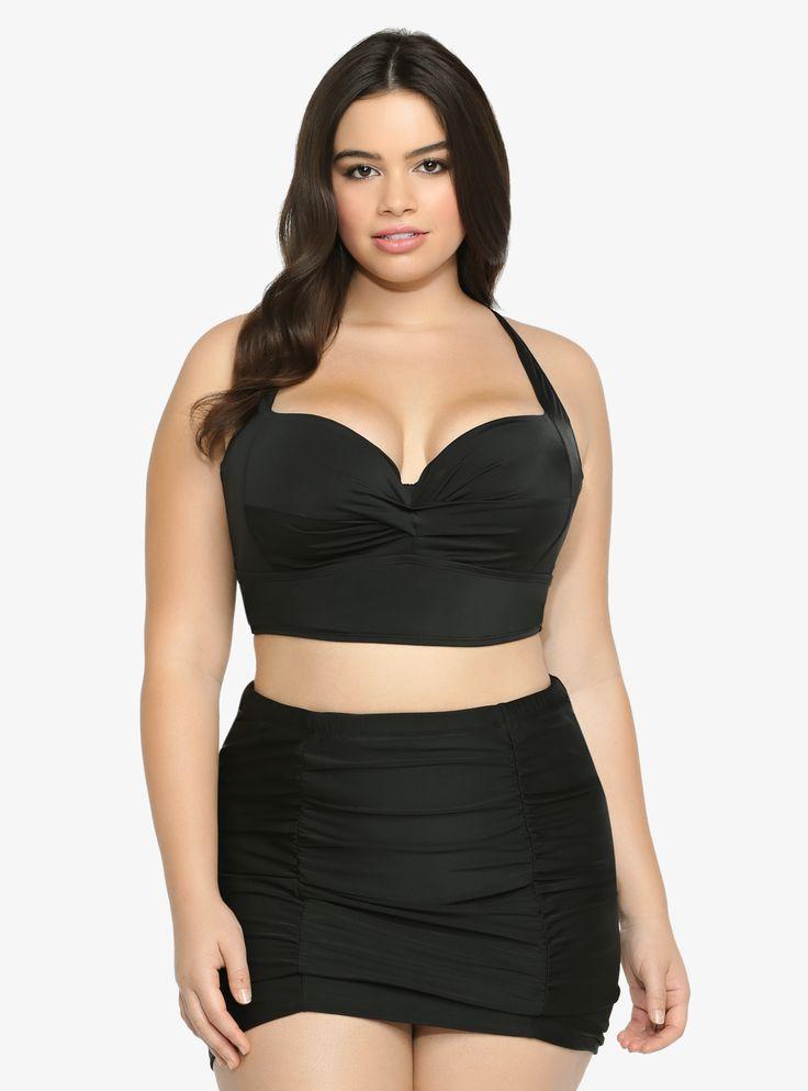 Plus Size Bikini Under 100 Dollars - Swimwear Trends
