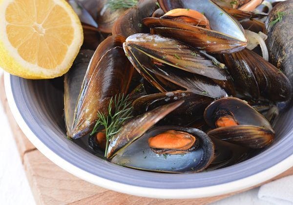 Mussels In White Wine Sauce | Passion for cooking