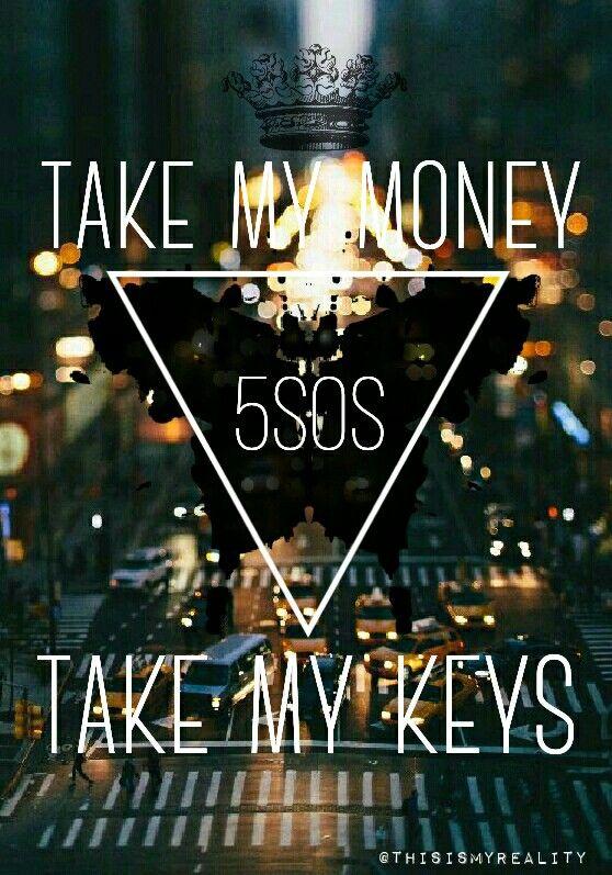 Try These Money Lyrics 5sos {Mahindra Racing}