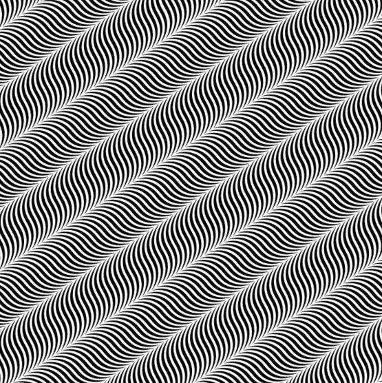 Swirly Lines Illusion