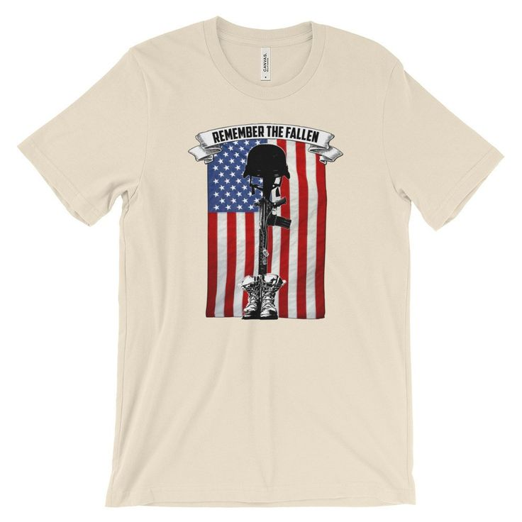 Remember the Fallen USA T-Shirt