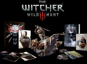 New-Sealed-The-Witcher-3-III-Wild-Hunt-Collectors-Edition-Limited-PC