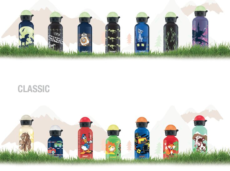 SIGG for kid collection