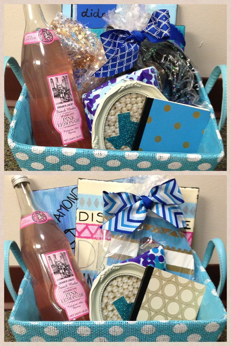 Adpi big little crafts day 2 baskets big little for Sorority crafts for little