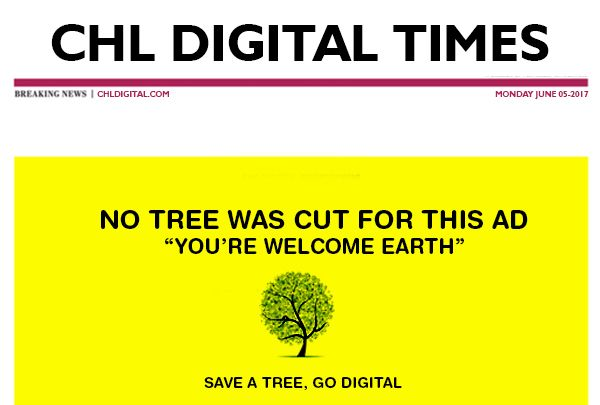How can you market your business/product without going against the Mother Nature? It's simple, #GoDigital #WorldEnvironmentDay