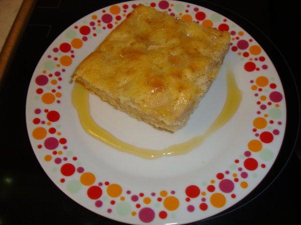 Bucataria cu noroc - placinta cu mere si gutuie
