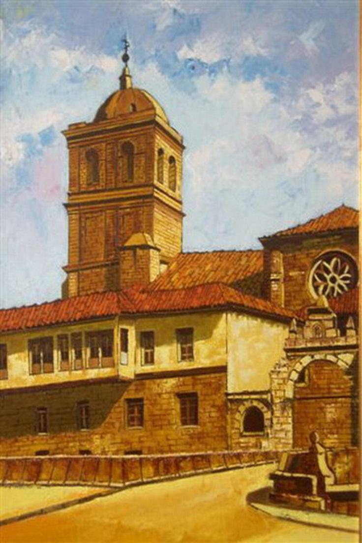 Titulo: Aguilar de Campoo (Palencia), 96 x 60, 600 €