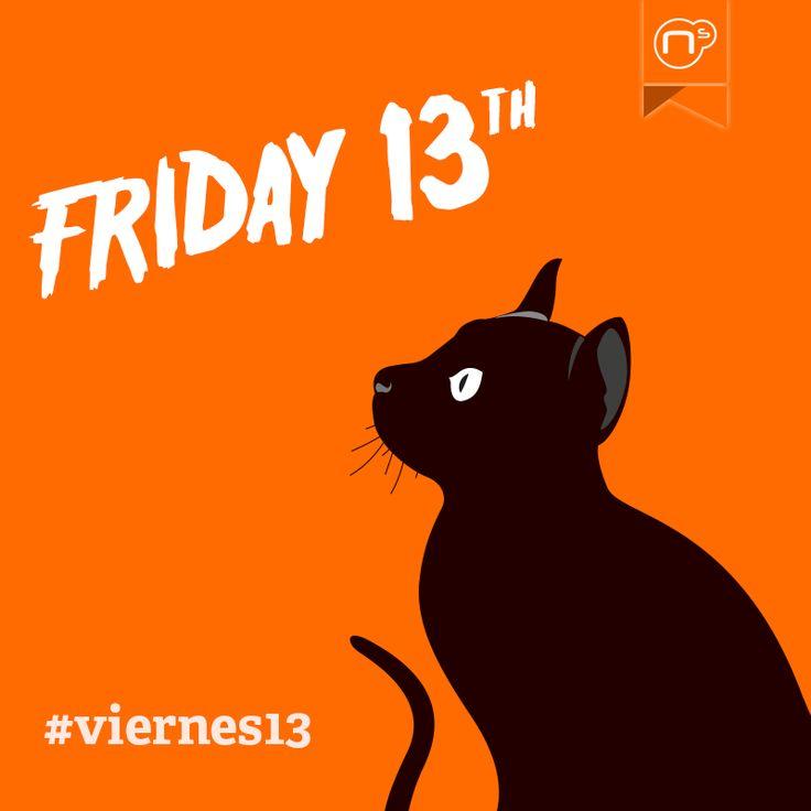 Viernes Trece & Gato Negro