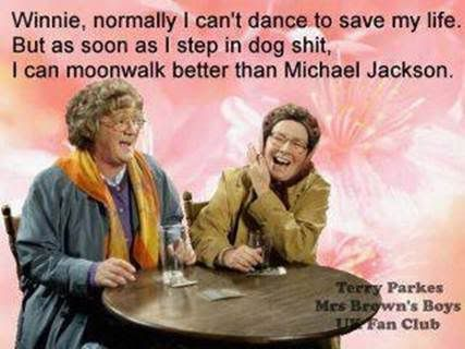 Mrs. Brown's Boys funny quotes images - Norton Safe Search