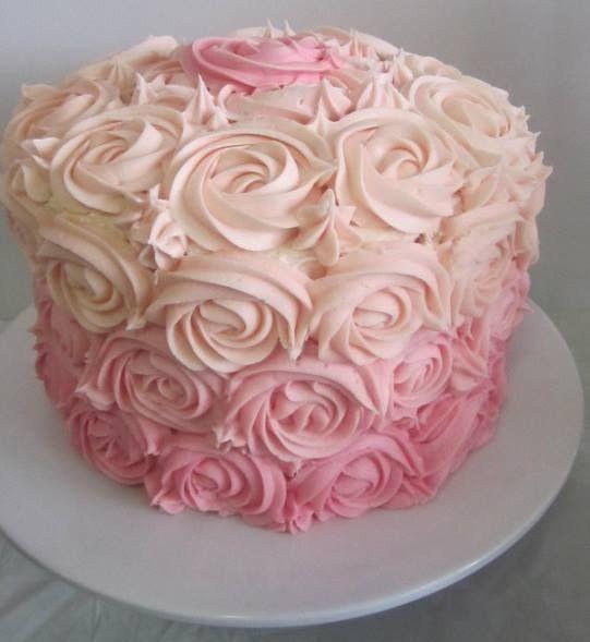 25+ Best Ideas About Little Girl Cakes On Pinterest