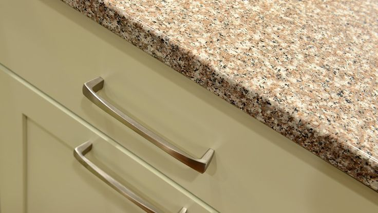 Bainbrook Brown Chinese cheap prefab granite countertop