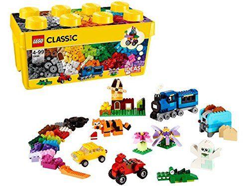 Lego Classic 10696 - Mittelgroße Bausteine Box » LegoShop24.de