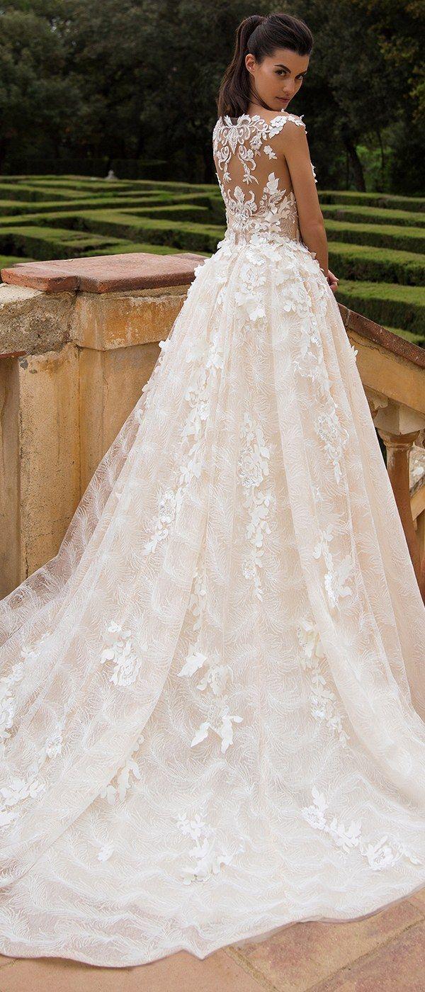 Milla Nova Bridal 2017 Wedding Dresses mabela3 / http://www.deerpearlflowers.com/milla-nova-2017-wedding-dresses/4/
