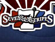 7's and Stripes ohne Anmeldung - http://rtgcasino.eu/spiel/7s-and-stripes-kostenlos-spielen/ #CWC, #Slots, #VideoPoker