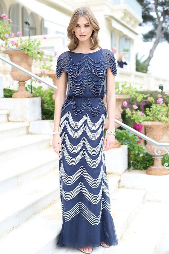 Karlie Kloss en Chanel haute couture http://www.vogue.fr/mode/look-du-jour/articles/karlie-kloss-en-chanel-haute-couture/22906