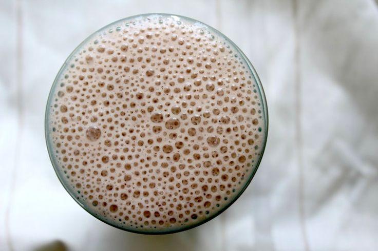 Jazeker,ik begin dedag soms met een chocolade milkshake,maar wel eengezonde milkshake natuurlijk! Ik kies vaak voor een plantaardige melk, want dat is immers beter voor je dan koemelk. Al zijn ...