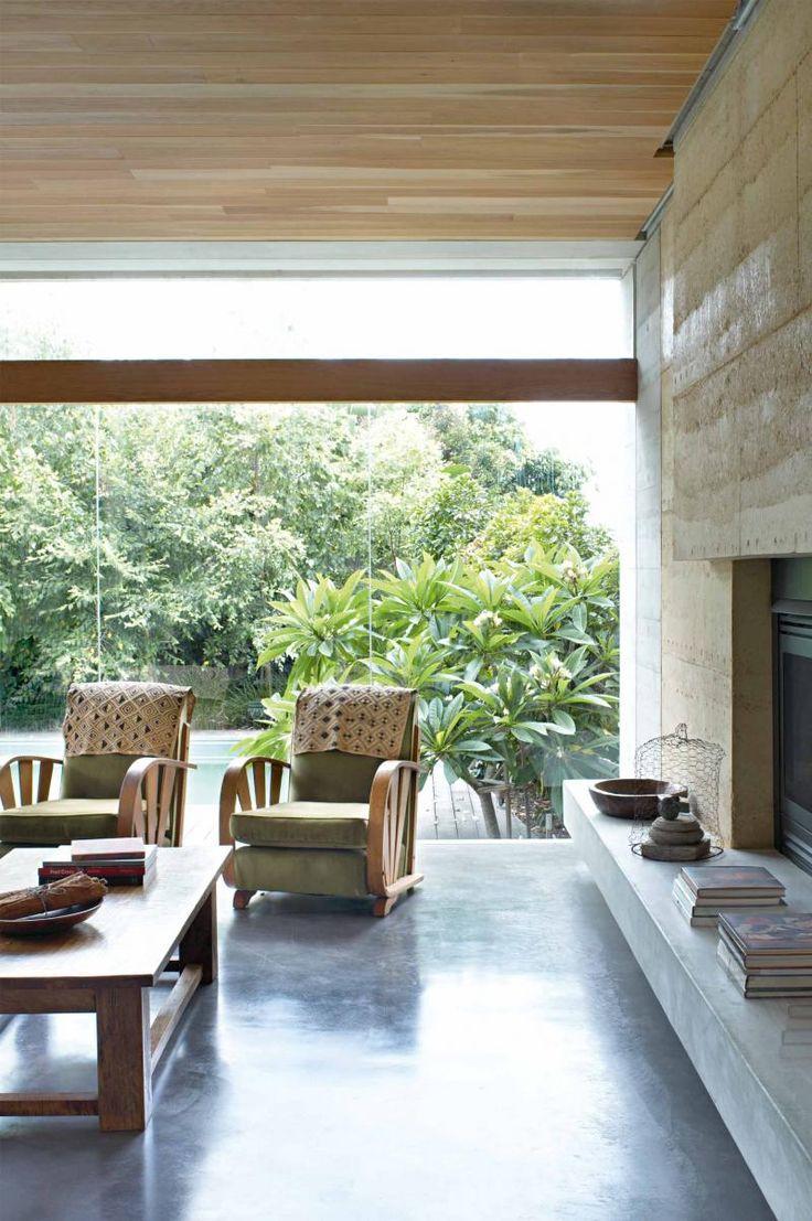 Polished Concrete Floors Living Room Art Deco Arm Chairs Dec11 Ideas For The House Pinterest