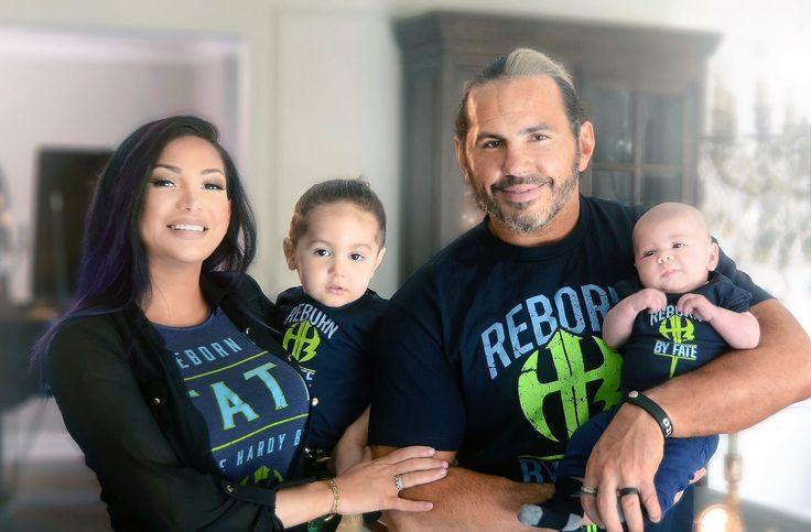 Matt Hardy & Family