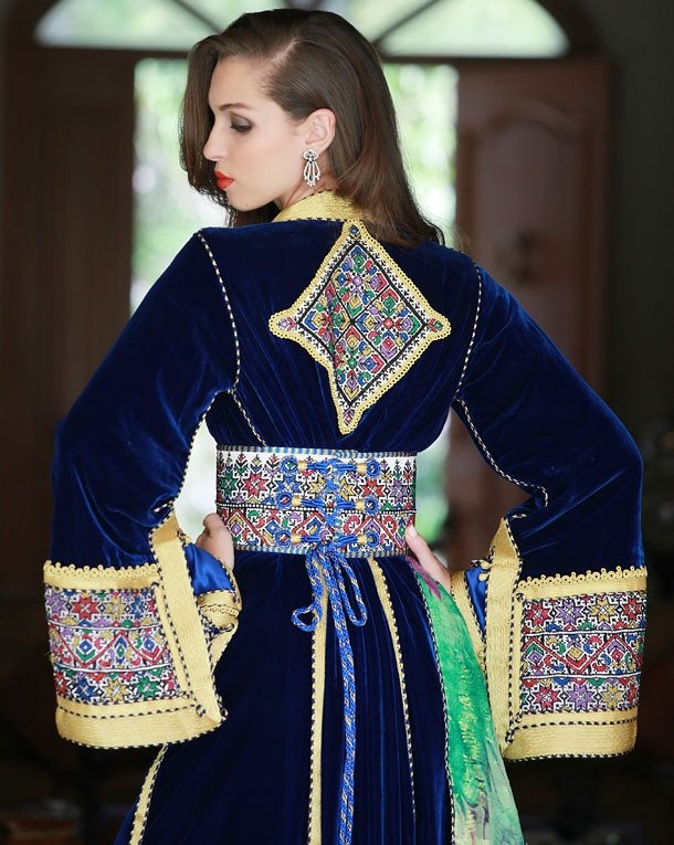 Marokaanse jurk : caftan