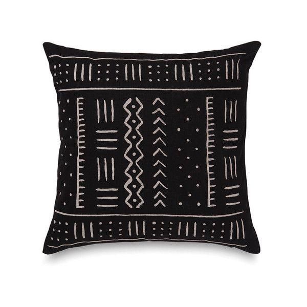 Citta Design Mudcloth Cushion
