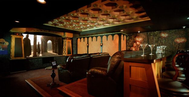 Lord Of The Rings Home Theater - Bundle of Ideas