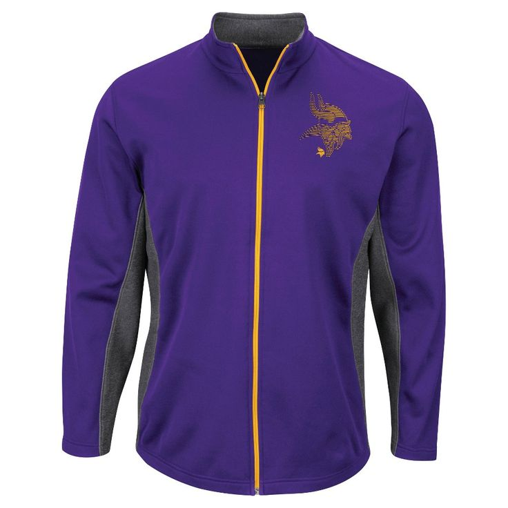 Minnesota Vikings Men's Activewear Sweatshirt S, Size: Small, Multicolored