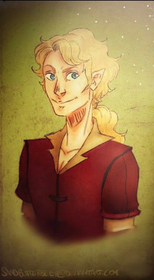 Wil Ohmsford (the elfstones of shannara) by SandButterbeer on deviantart