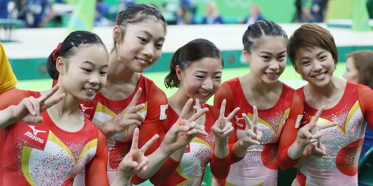日本体操女子は「小さなピカチュウ」 フランス元代表の発言が炎上【リオオリンピック】 / The Huffington Post 2016.8.10 #体操 #リオ五輪 #ハフポスト #オリンピック #女子 #ピカチュウ