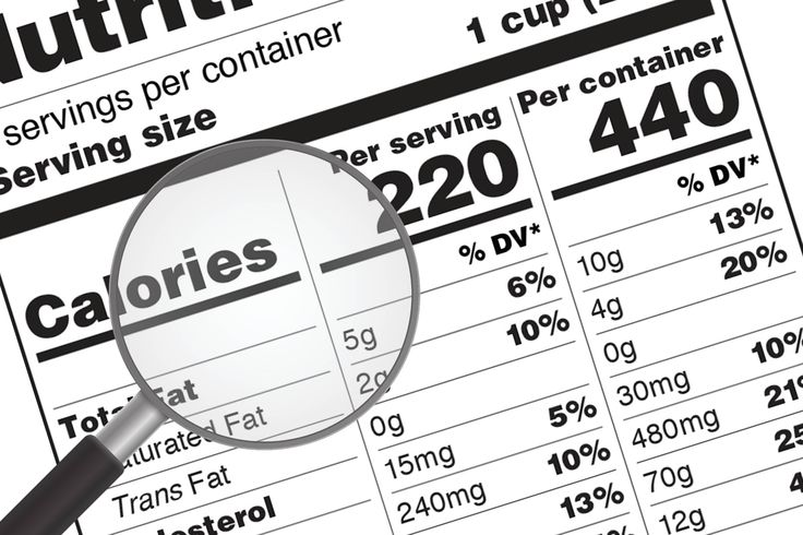 How to read food labels your way - A guide on how to make the best of the info…