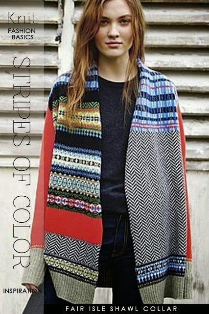 438 best Knitting - Stranded Colorwork images on Pinterest ...