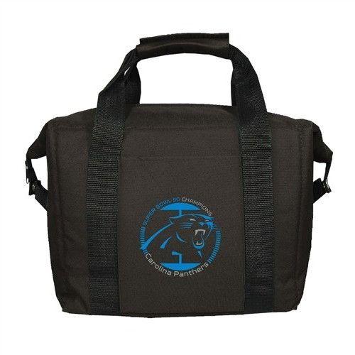 Carolina Panthers Super Bowl 50 Cooler Bag