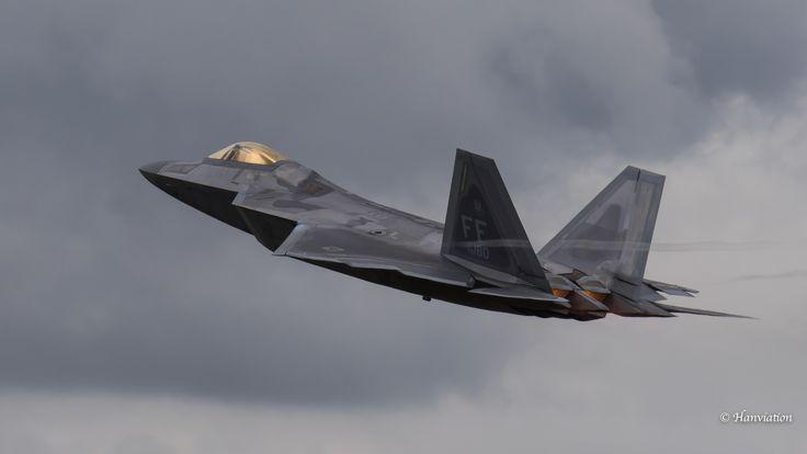 * 09-4180 FF * F-22A-35-LM * 94th FS *16-07-17 Fairford #RIAT *