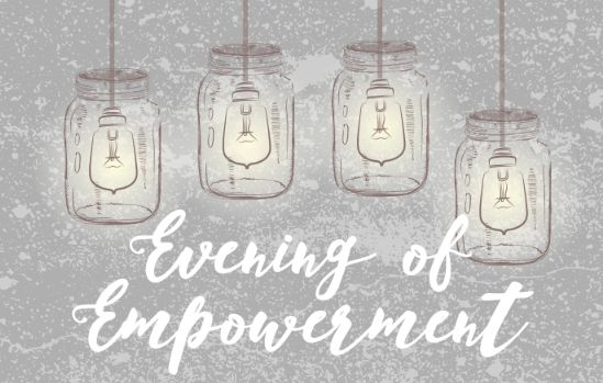 2nd Annual Women's Evening of Empowerment    Register Here!:  http://carmelbaptist.org/event/996268-2017-11-09-2nd-annual-womens-evening-of-empowerment/