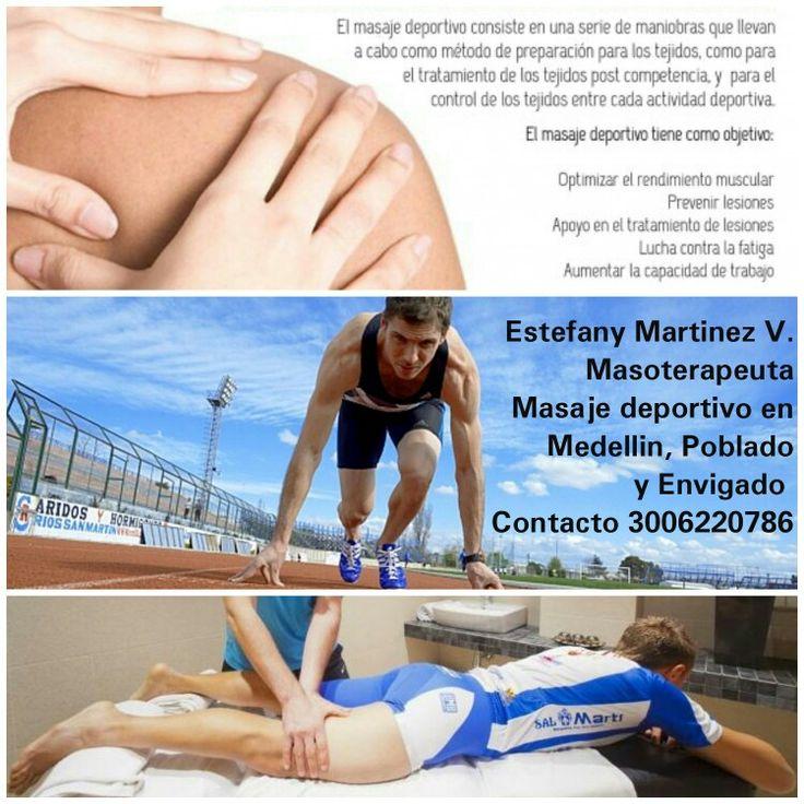 #masajedeportivo #masajes #lesion #descontracturante #relajacion #dolormuscular #estres #deportes #medellin #massages #poblado #envigado #entrenamientofisico #postcompetencia #hinchazon #calambres #training #fit #swelling #cramp #footmassage #backache #sportivemassage http://spaenergiamenteycuerpo.blogspot.com whatsapp (57) 3006220786