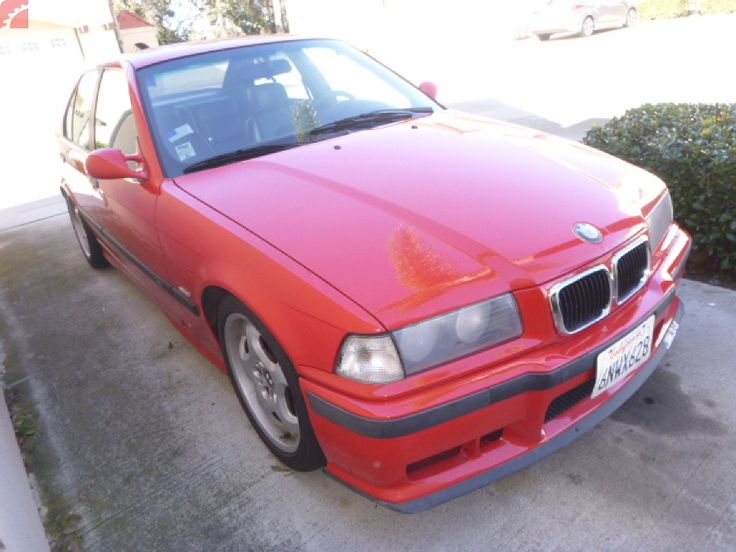 Car Saints - Used Car Inspection: 1997 BMW M3 Sedan US Spec